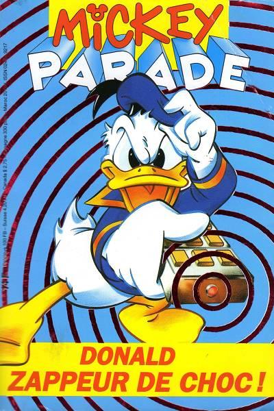 Donald et le télespion