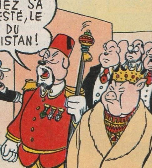 Roi du Kitschistan