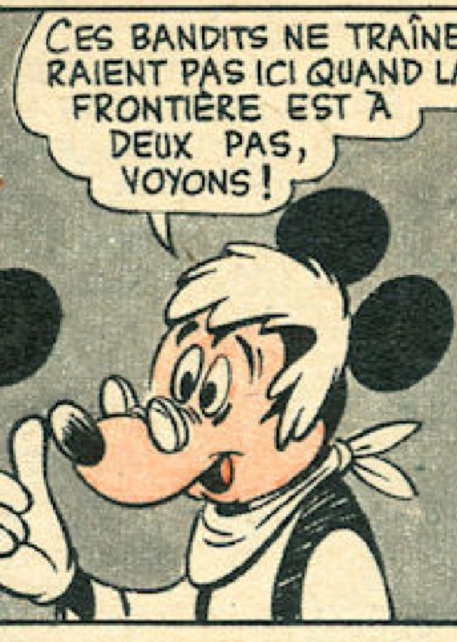 Monty Mouse
