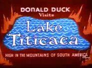 Title card Le Lac Titicaca