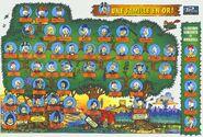 Arbre généalogique des Ducks par Don Rosa 2