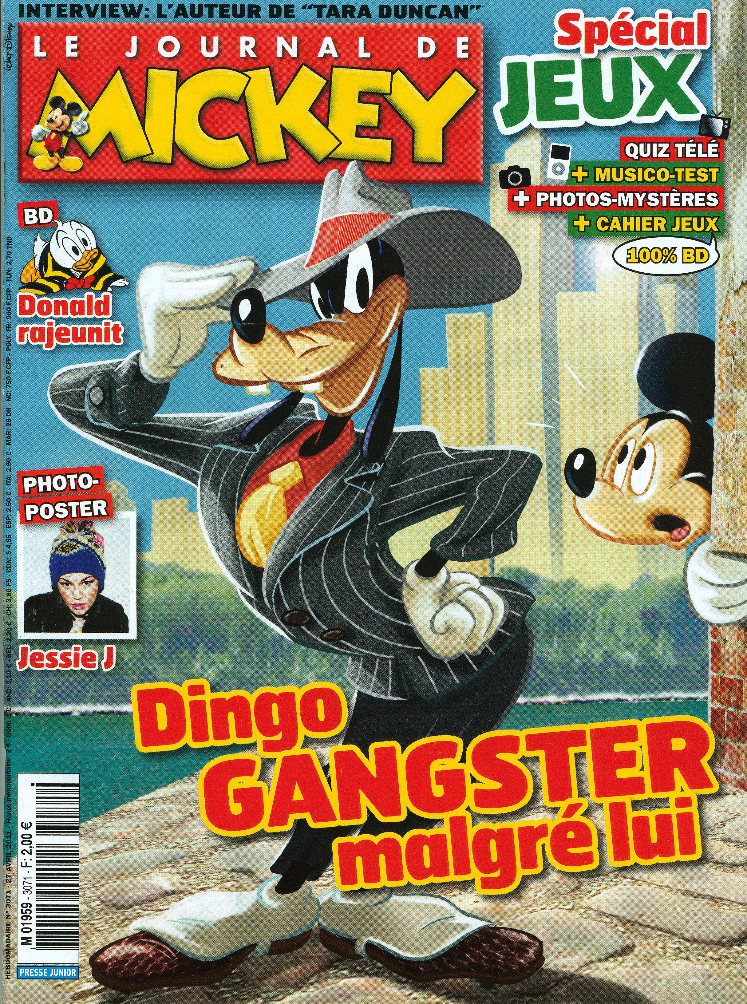 Les secrets de Dingo