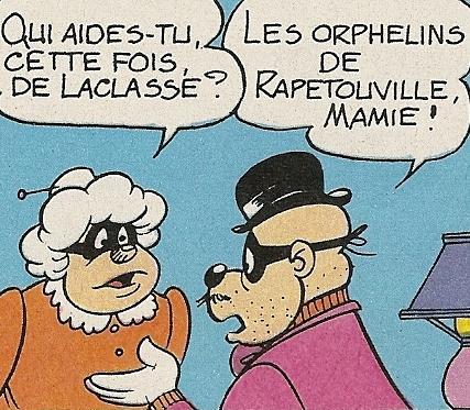 Mamie Rapetou