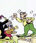 Carl Barks dans Sauvegarde du patrimoine