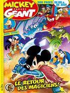 Mickey Parade Géant n°348