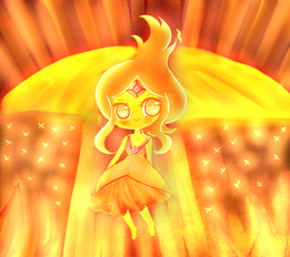Flame princess by xbarelysweet-d583dc0