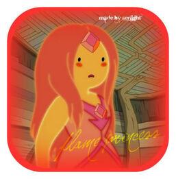 Flame princess blush