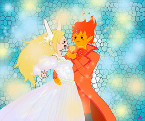 2 fionna and flame prince by the danitor-d59y6un
