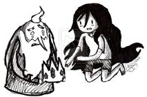 1 Ice-King-and-Marceline-Black-and-White-ice-king-and-marceline-club-32521689-1024-679