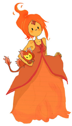Ffff y u so cute flame princess by dreamamoonlight-d51xkqf