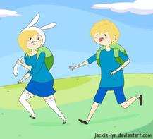 Run finn run by jackie lyn-d4p4meq