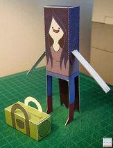 Marceline-vampire-queen-papercraft