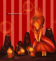 At flame princess by kiome yasha-d5dmei1