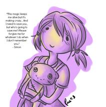 Little marceline sketch i remember you by kasugaxxx-d5i2aip