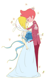 1 at fionna and prince gumball by immature child02-d5fo8o4