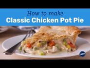 How to Make Classic Chicken Pot Pie - Pillsbury Basics