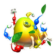 Pikmin related beasts