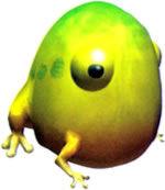 Yellowwollywog