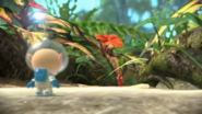 Alph Finds Red Pikmin