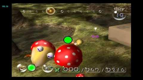 Pikmin The Forest of Hope