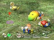 Pikmin-wollywog-fight-1