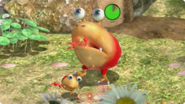 Pikmin 3 Red Bulborb Eating