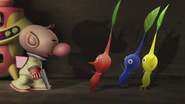 Pikmin has a bad day