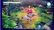 Red bulborb in Pikmin 3