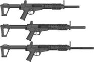7.62FAC Carbine unequipped