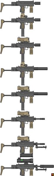 MP4.8 Versions