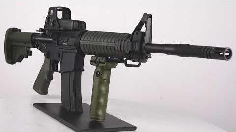 Canada's Secret Weapon-Colt Canada SA157