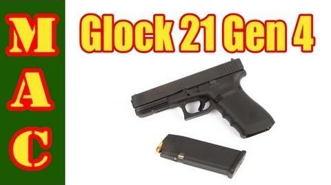 Glock 21 Gen 4