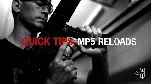 Quick Tip- MP5 Reloads