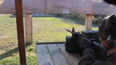 Shooting the Diemaco (Colt Canada) SA15
