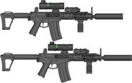 7.62FAC Carbine Spec