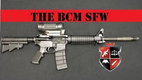 The Bravo Company Manufacturing SFW - British SAS Rifle