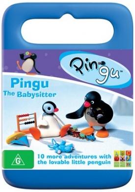 Pingu the Babysitter (DVD)