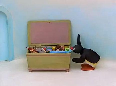 Pingu Gets Organised