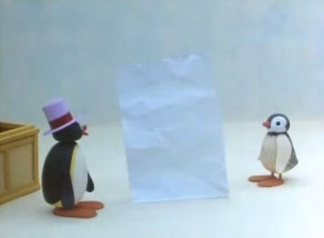 Pingu the Conjurer's Apprentice