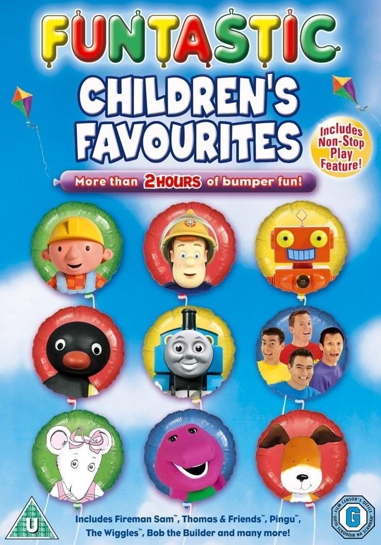 Funtastic Children's Favourites