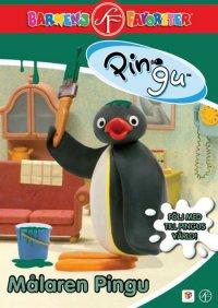 The Painter Pingu