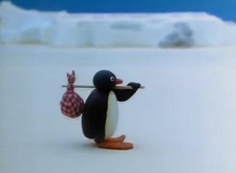 Pingu Goes Away