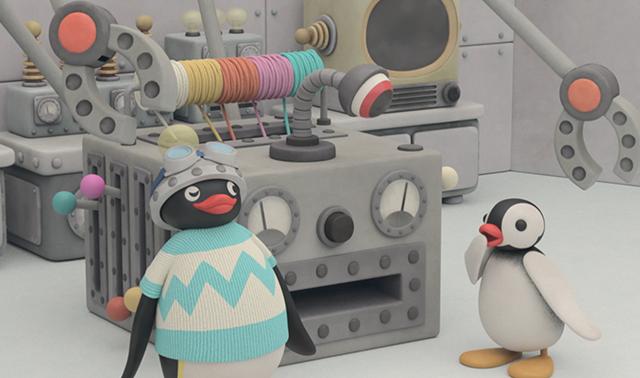 Pingu and Pinga Fashionista's