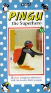 Pingu the Superhero (VHS)