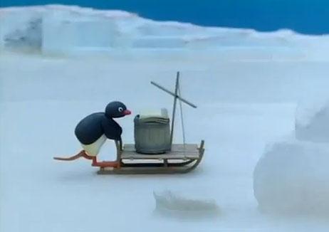 Pingu's Long Journey