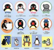 Pingucharacternames