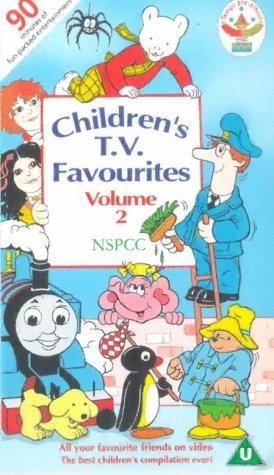 NSPCC Children's T.V. Favourites: Volume Two