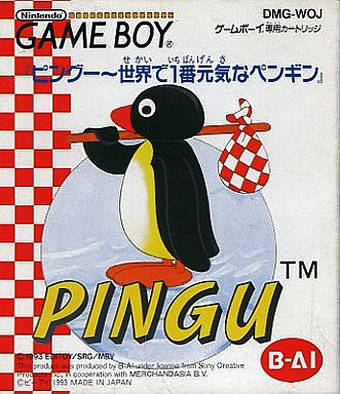 Pingu: The Most Cheerful Penguin in the World