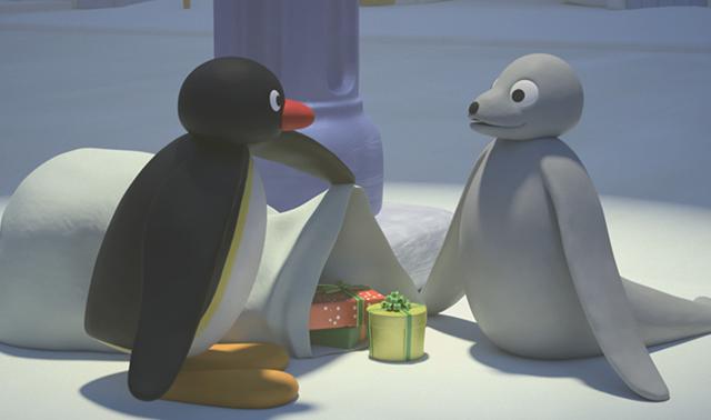 Pingu Saves Christmas