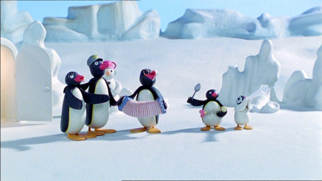 Pingu and the Band (episode)